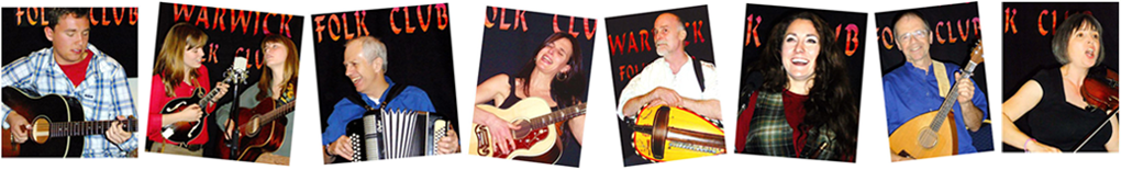 Warwick Folk Club - The best in acoustic music: contemporary and traditional folk, country, blues, comedy, jazz and standards